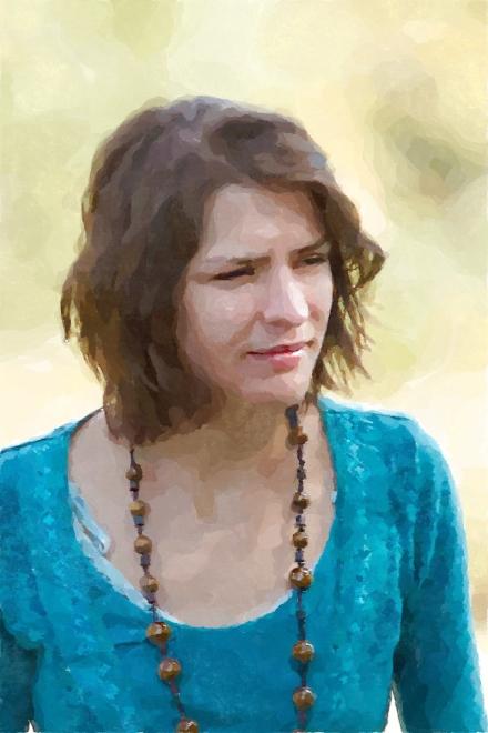 Převod na akvarel pomocí freewarové aplikace Fotosketcher v2.96