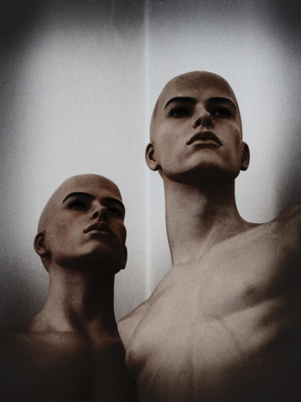 Plastic People Jan Zeman profi profesionalní portrétní fotograf Praha fashion módní portrét