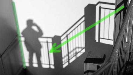 fotografické základy kompozice vodící linie
