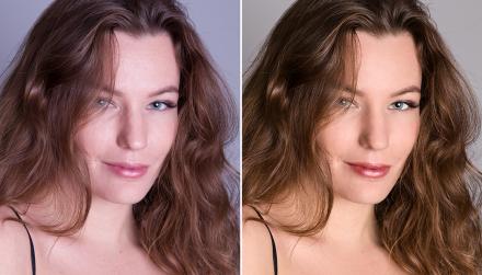 zoner photo studio základy retušování portrétní fotografie